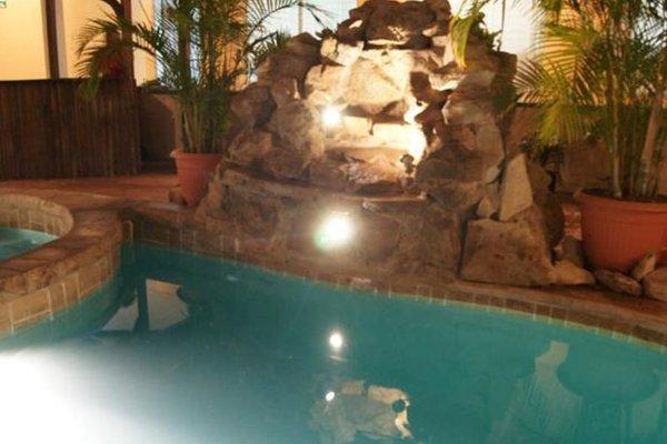 Hotel y Club San Martin - фото 10