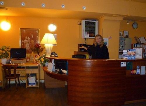 Hotel in Hernals - фото 13
