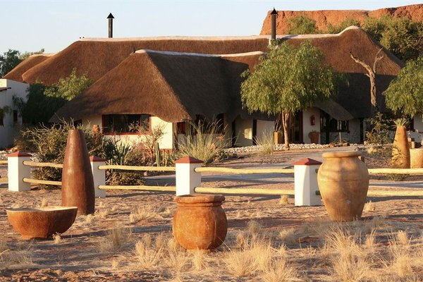 NAMIB DESERT LODGE - фото 21