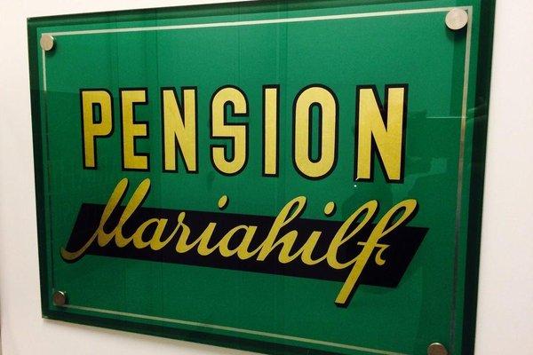 Pension Hotel Mariahilf - фото 17