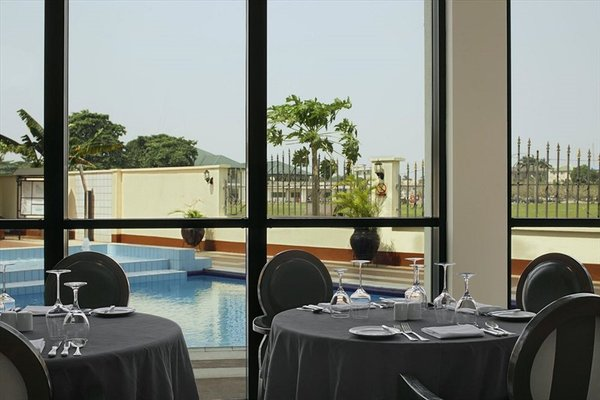 Le Meridien Ogeyi Place Port Harcourt - фото 14