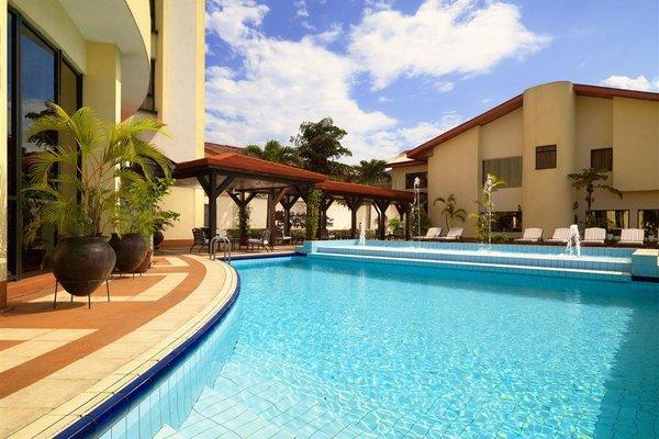 Le Meridien Ogeyi Place Port Harcourt - фото 21