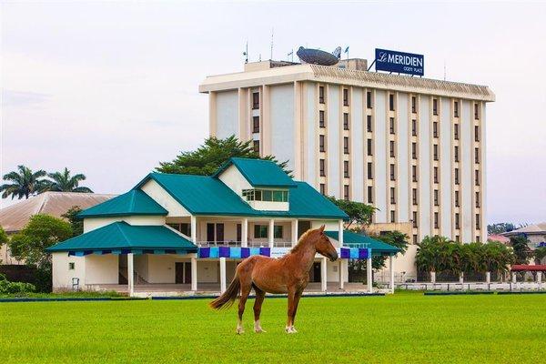 Le Meridien Ogeyi Place Port Harcourt - фото 22