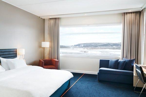 Radisson Blu Hotel, Trondheim Airport - фото 50