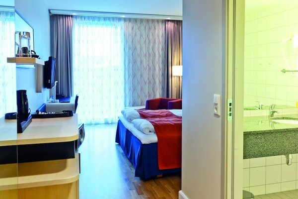 Radisson Blu Hotel, Trondheim Airport - фото 3