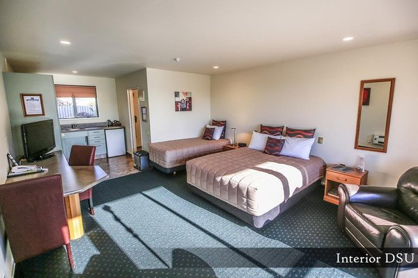 ASURE Ashley Motor Lodge - фото 50