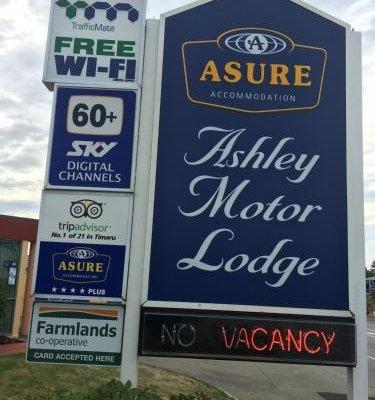ASURE Ashley Motor Lodge - фото 16