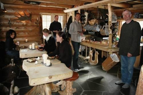 Engholm Husky Design Lodge - фото 10