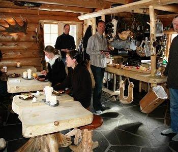 Engholm Husky Design Lodge - фото 11