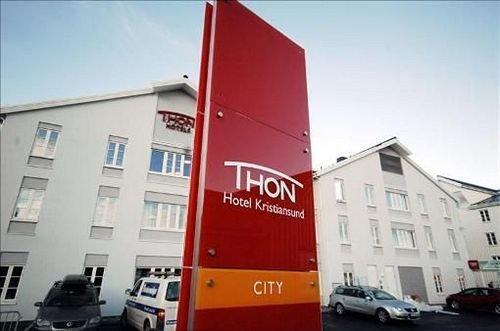 Thon Hotel Kristiansund - фото 19