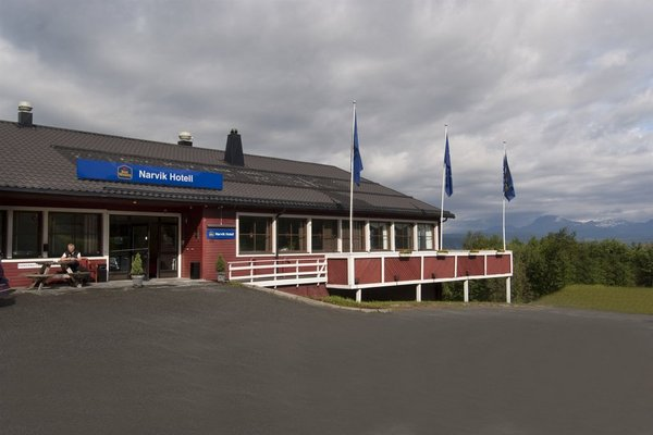 Best Western Narvik Hotel - фото 17
