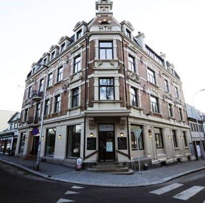 Hotel Fredrikstad - фото 23