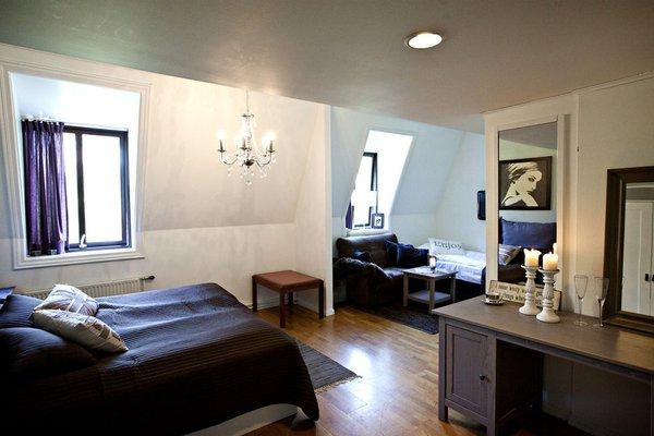 Hotel Fredrikstad - фото 8