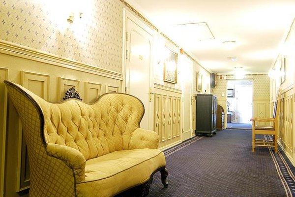 Kronen Gaard Hotel - фото 7