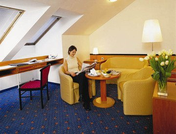 Austria Trend Hotel Favorita - фото 18