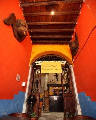Hostal Casa Del Angel - фото 7