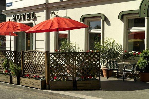Westbahn Hotel Wien - фото 22