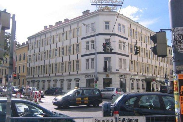 Westbahn Hotel Wien - фото 23