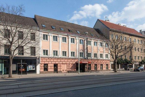 Novum Hotel Cristall Wien Messe - фото 38