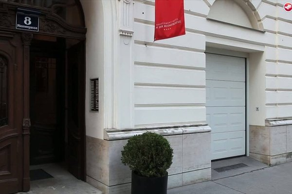 Appartement-Hotel an der Riemergasse - фото 50