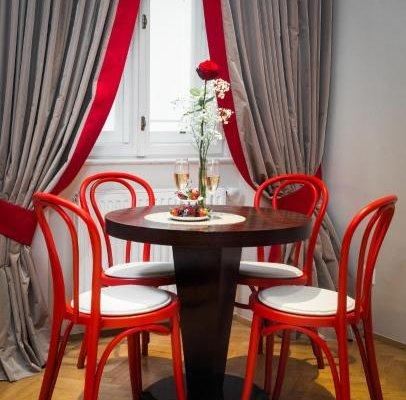 Appartement-Hotel an der Riemergasse - фото 12