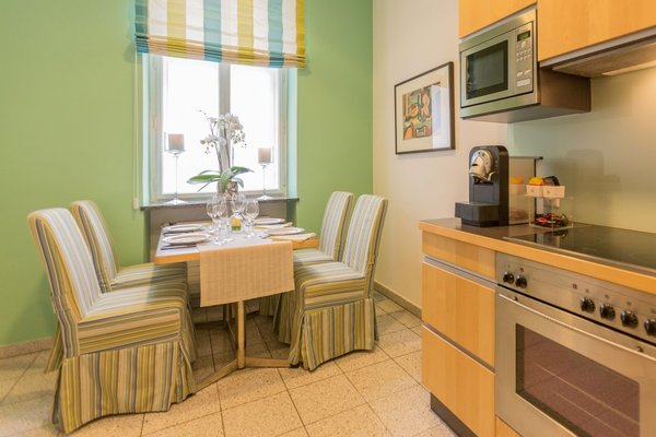 Appartement-Hotel an der Riemergasse - фото 13