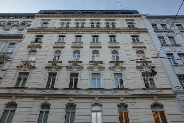 Appartement-Hotel an der Riemergasse - фото 23