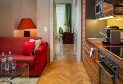 Appartement-Hotel an der Riemergasse - фото 7