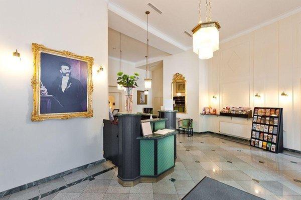 Hotel Johann Strauss - фото 18