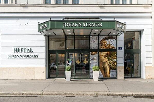 Hotel Johann Strauss - фото 21