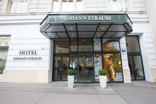 Hotel Johann Strauss - фото 22