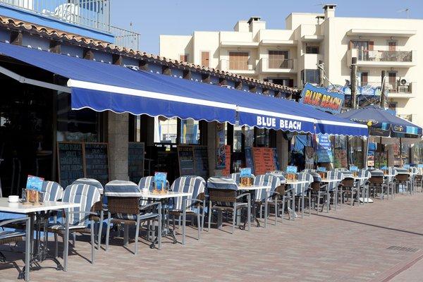 Hostal Blue Beach - фото 10