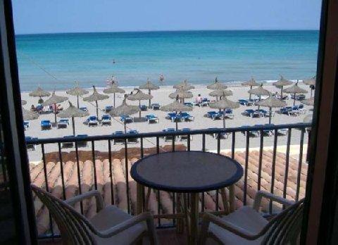 Hostal Blue Beach - фото 15