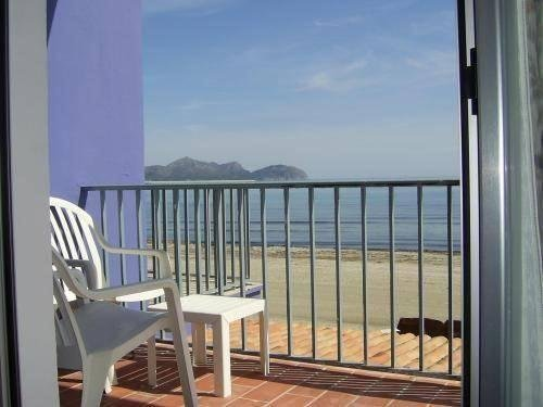 Hostal Blue Beach - фото 16