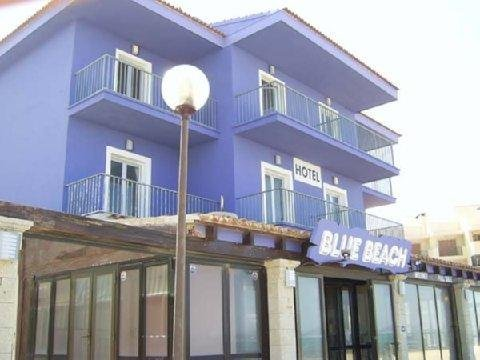 Hostal Blue Beach - фото 18