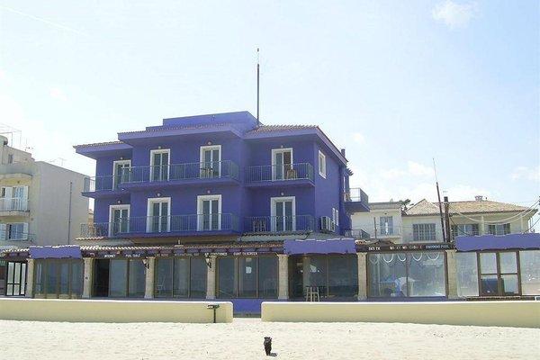 Hostal Blue Beach - фото 20