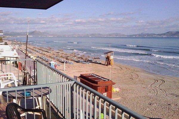 Hostal Blue Beach - фото 21