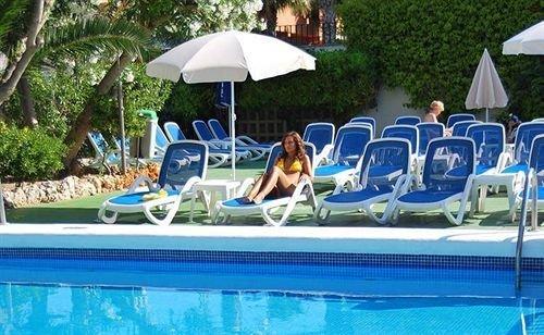 BQ Can Picafort Hotel - фото 19