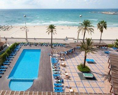 Hotel THB Dos Playas - фото 22