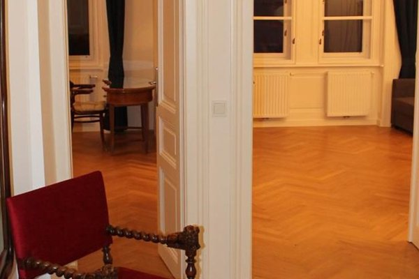 Vienna's Place City-Apartment Mohrengasse - фото 10