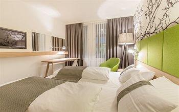 Holiday Inn Frankfurt - Alte Oper - фото 1