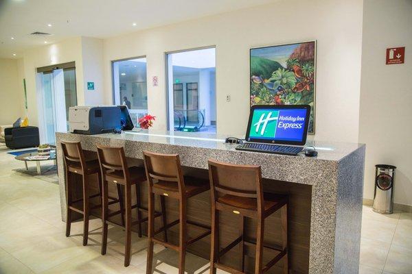 Holiday Inn Express Xalapa - фото 10