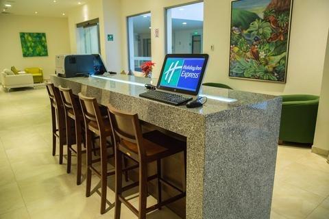 Holiday Inn Express Xalapa - фото 16
