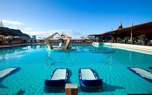 Hotel Riviera Beach and Spa - фото 46