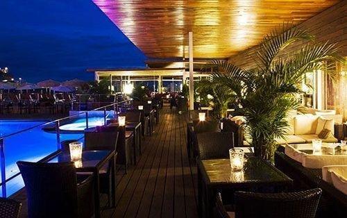 Hotel Riviera Beach and Spa - фото 12