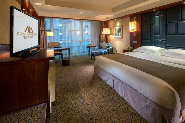 Beijing Kuntai Royal Hotel - фото 2