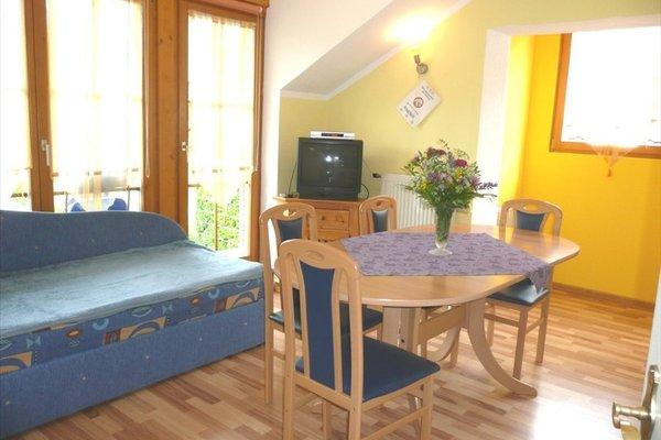 Гостиница «Appartements Arbeiter», Jenig