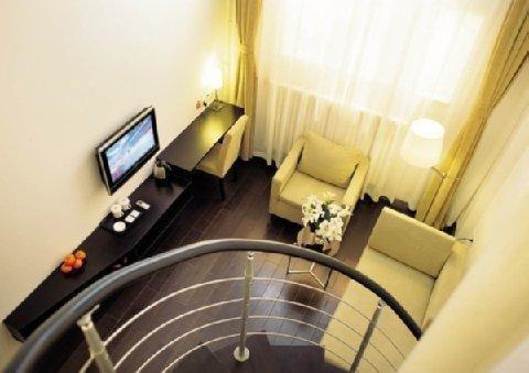 Orange Hotel Beijing Wangjing - фото 9