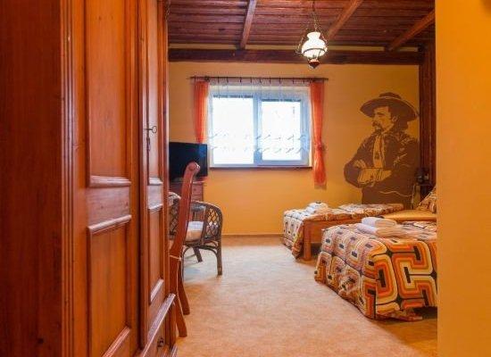 Penzion Country Steak Restaurant - фото 13