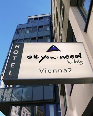 AllYouNeed Hotel Vienna2 - фото 23